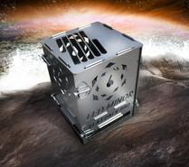 Leo Minor Flat Pack Firebox