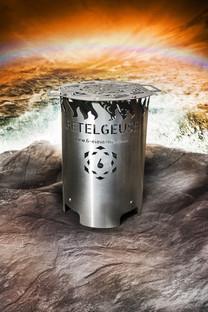Betelgeuse Brazier Hybrid Firepit Grill