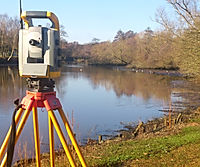 Topographical Land Survey in Nottingham Derby Leicester