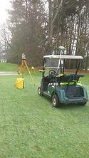 Golf Course Land Survey