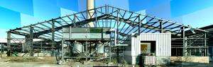 Orthorectified image from Trimble Business Center