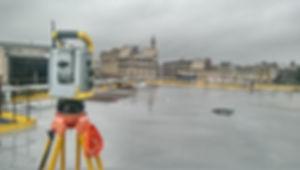 Site Enigineering Surveying on Site