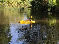 Hydrographic Survey Surveying in Nottingham Derby Leicester