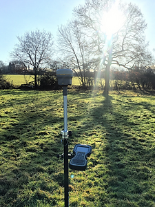 Topographical Land Survey using GPS