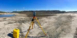 Surveying Stockpiles