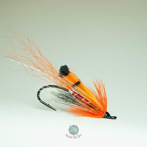 Ally's Shrimp (Orange) - Low Water Single