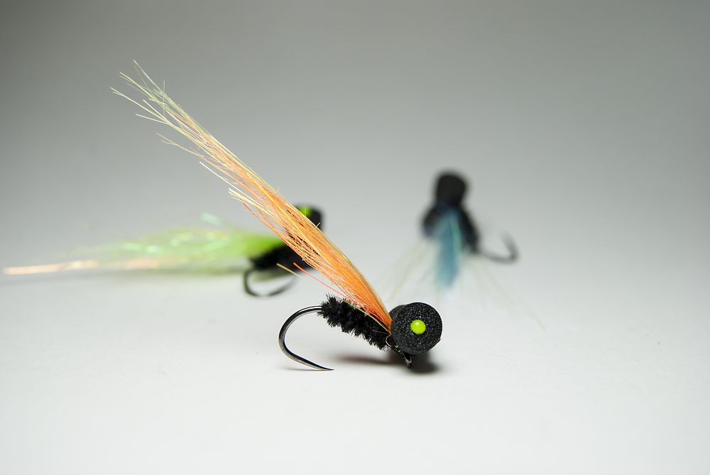 """Backfire Booby"" tied by Nordic Fly Tyer"