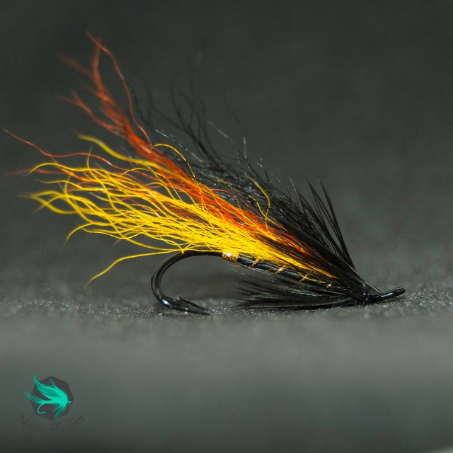 Willie Gunn, tied by Nordic Fly Tyer (Anton Malinen Lind)