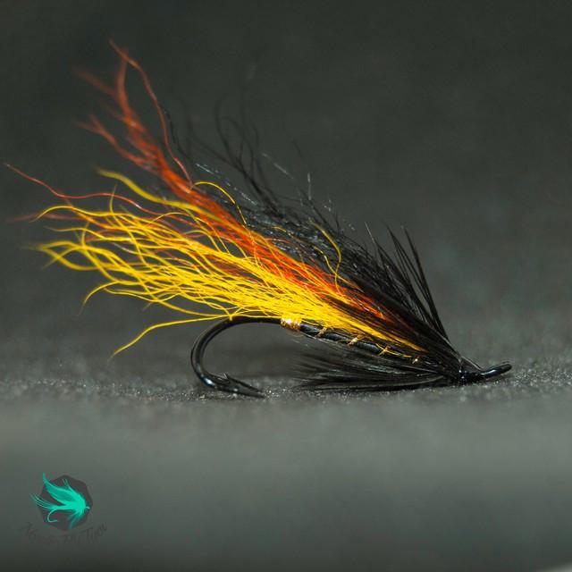 Willie Gunn, tied by Nordic Fly Tyer (Anton Malinen Lind)