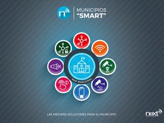 """MUNICIPIOS """"SMART"""" by Next Comunicaciones"""
