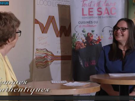 Femmes Authentiques - Mélanie Beaulac / La Bouchère