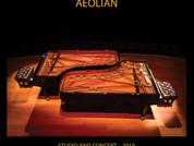 Keith Tippett & Matthew Bourne - 'Aeolian' (Discus Music - Discus 120CD/DL)