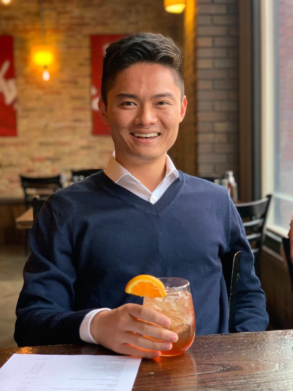 Bruce Ahn, Wix Customer Success
