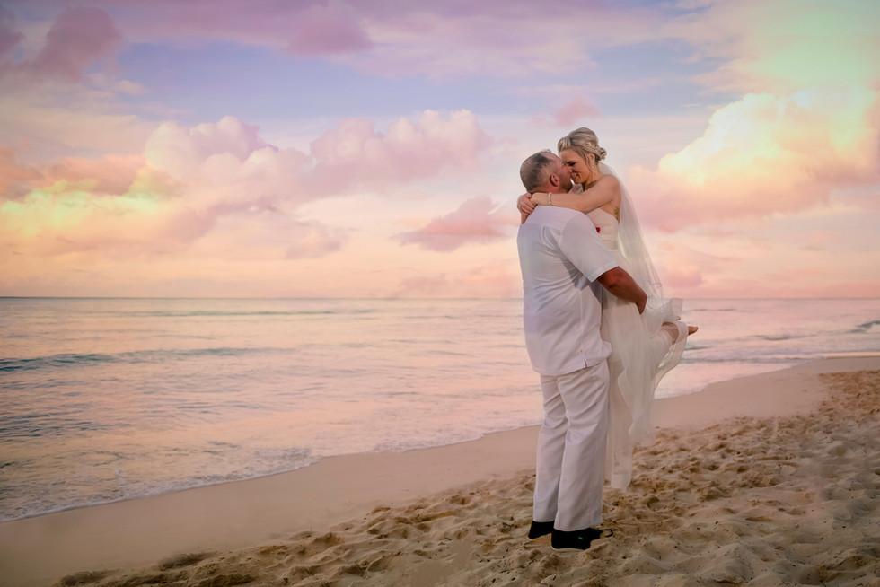 Wedding photoshoot at Grand Sunset Princess by Santamaria Team