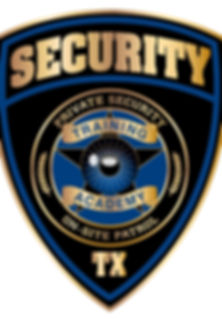 C-152155 On-Site Patrol Services Shield