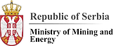 Ministry of Mining and Energy of Serbia.