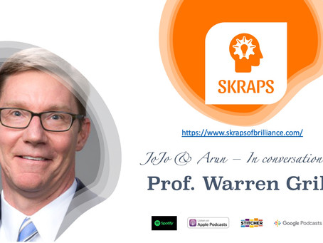 Professor Warren Grill on SKRAPS
