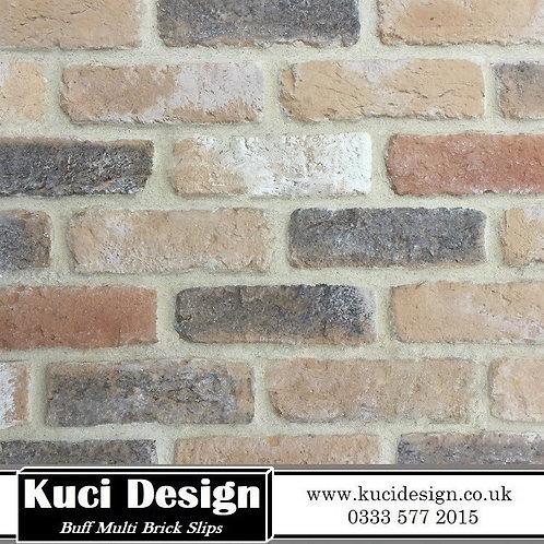 Buff Multi Brick Slips