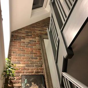 Camden Multi Brick Slips staircase.JPG