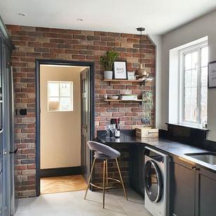 L&L Camden Multi Brick slip kitchen feature wall 2.JPG