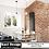 Slip bricks for a kitchen extension