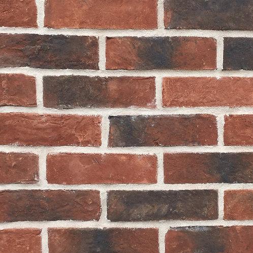 Hampton Red Brick Slips - 1/2m2 Box