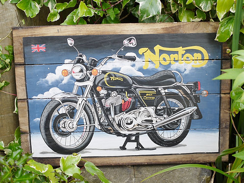 Norton Painting