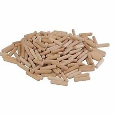 Wooden Dowel Pin Spacers