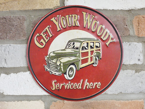Woody Sign