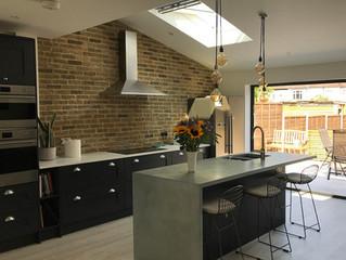 Stunning London Town Kitchen!