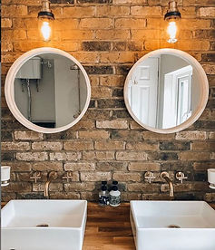 London Town Slip Bricks Bathroom Sinks.J