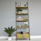 Thumbnail: Industrial Ladder Shelves and Drawer