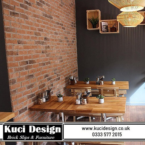 Windsor cafe using Old Watermill brick slips