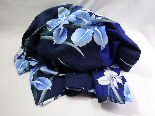 "[170cm x 60cm] Blue/White Siberian ""Ayame"" Iris"