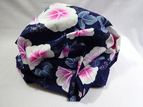 "[170cm x 60cm] Pink/White ""Asagao"" Morning Glory"