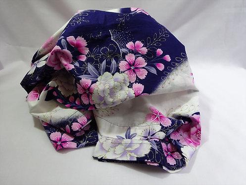 [170cm x 60cm] Pink/White Peony & Cherry-blossom