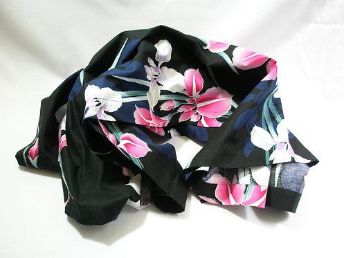 """[170cm x 60cm] Pink/White Siberian """"Ayame"""" Iris"""