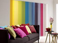 New and replacement slats for vertical blinds in Lancashire, Blackpool, Lytham, St Annes, Preston