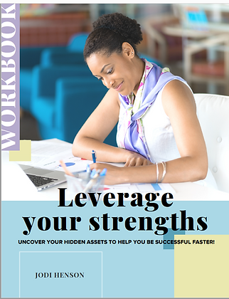 Leverage Your Strengths ebook