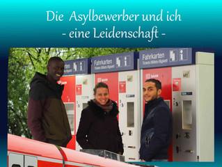 Buch Präsentation beim MIFA Treff (Migration Integration Frauenaustausch)