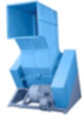 triturador de plastio