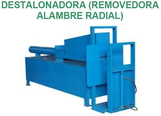 maquinaria para reciclaje de llanta