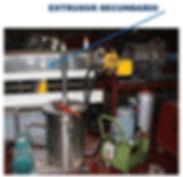 linea de peletizado para reciclaje de polietileno