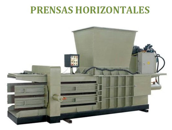 prensas horizontales