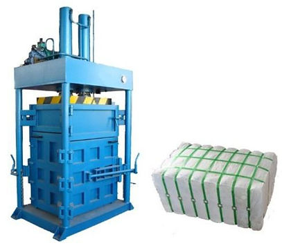 prensa compactadora hidraulica