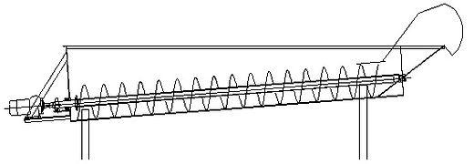 Tanque de separacion por densidad pet