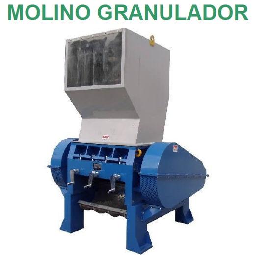 maquinaria para reciclaje de neumaticos