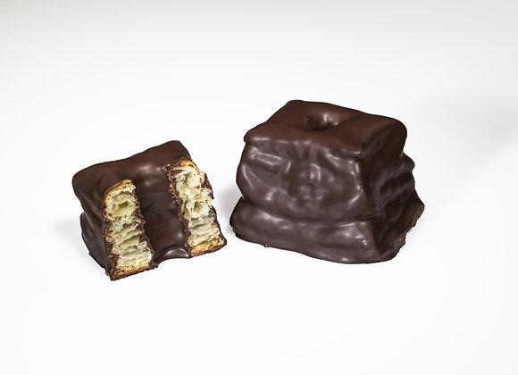 Caja de Hojaldres cacao