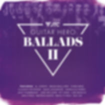 JTC Guitar Hero Ballads 2 Album