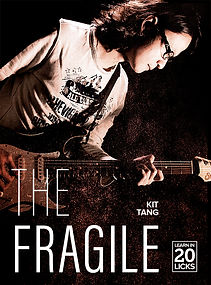 Kit Tang Learn in 20 licks: Th Fragile Jamtrackcentral